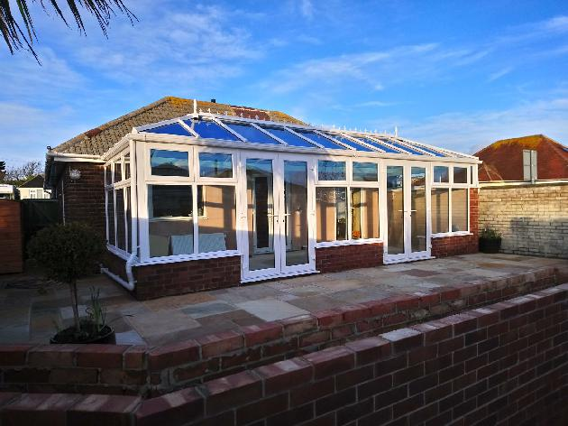 Conservatory in Peacehaven, East Sussex